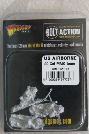 Warlord Games 28mm WGB-AA-30 US Paras .30 Cal LMG Teams